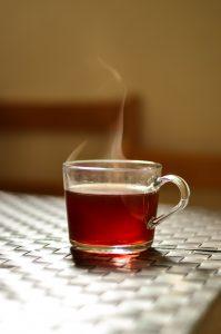 apple cider vinegar and baking soda tea